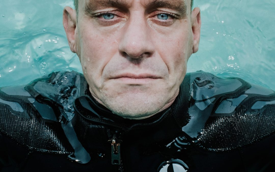UNDERWATER PORTRAITS // James Bond Style