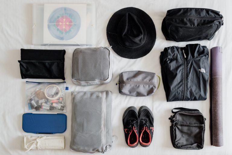 My Secrets To Minimalist Travel Packing